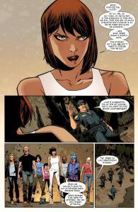 Ultimate Comics X-Men 28 Kitty 3
