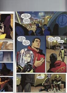 Uncanny X-Men 536 Kitty 1