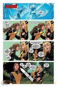 Uncanny X-Men V3 33 Shadowcat Magik 1