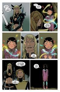 Uncanny X-Men V3 33 Shadowcat Magik 11
