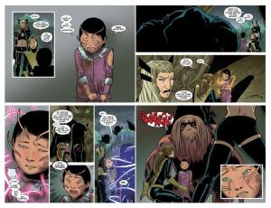 Uncanny X-Men V3 33 Shadowcat Magik 12