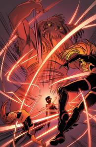 Uncanny X-Men V3 33 Shadowcat Magik 13