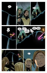 Uncanny X-Men V3 33 Shadowcat Magik 9