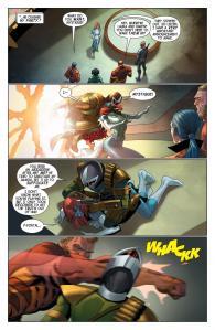 Wolverines 14 Shogun 1