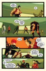 Wolverines 15 Shogun 3