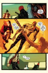 Wolverines 15 Shogun 4