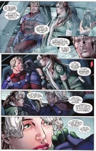 X-Men Legacy 231 Illyana Funeral Mention