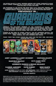 Guardians Team-Up 5 Credit Page No Lockheed