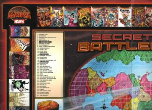 Secret Wars 2015 Battleworld Map A