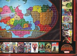 Secret Wars 2015 Battleworld Map D