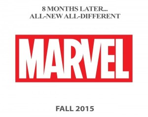 All New All Different Marvel 8 Months Later