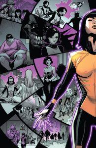 All New X-Men 41 Karma Flashback