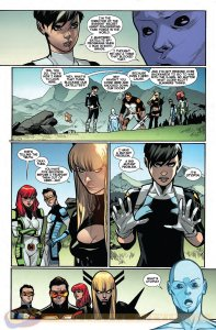 All New X-Men 41 Magik 2