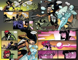 All New X-Men 41 Magik 5