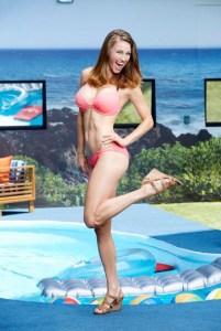 Becky Burgess bikini