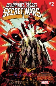 Deadpool's Secret Secret Wars 2