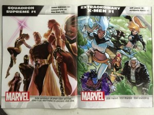 Marvel Preview Post Secret Wars Extraordinary X-Men