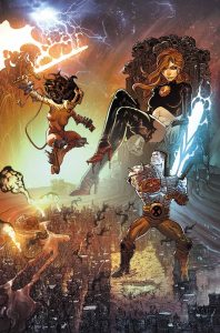 Marvel September 2015 Solicts Inferno 5 Javier Garron