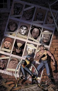 Marvel September 2015 Solicts Years of Future Past 5 Art Adams