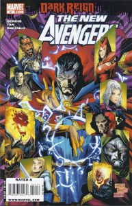 New Avengers 51