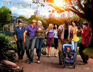 New Avengers Finale Jessica Jones 5