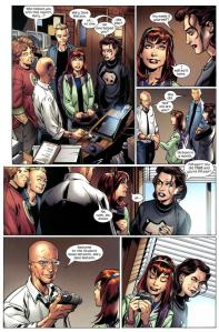 Ultimate Spider-Man 108 Jessica Jones 1