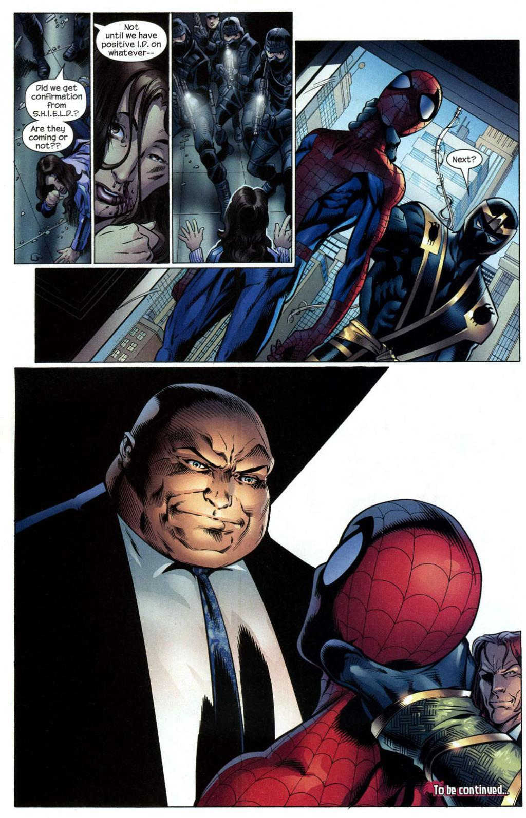Ultimate Spider-Man 108 | Shadow and Flame with Magik