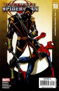 Ultimate Spider-Man 108