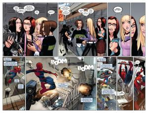 Ultimate Spider-Man Volume Two Issue 4 Jessica Jones 2