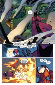 Ultimate Spider-Man Volume Two Issue 6 Shroud 2