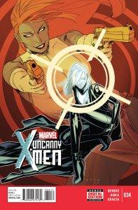 Uncanny X-Men V3 34