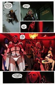 Wolverine V3 8 Jessica Jones as Jewel