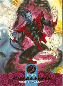 X-Men Ultra Collection 2 Joe Phillips Nightcrawler