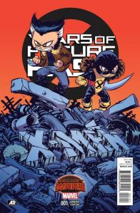 Years of Future Past 1 Skottie Young Variant