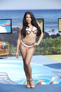 Houseguest Jackie Ibarra to compete on this season of BIG BROTHER on its two-night premiere June 24 and June 25 (8:00-9:00 PM, ET/PT). Photo: Robert Voets/ CBS. ©2015 CBS Broadcasting, Inc. All Rights Reserved.