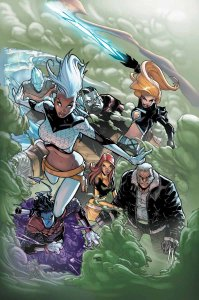 Marvel October 2015 Solicitations Extraordinary X-Men 1 Humbero Ramos cover