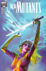 New Mutants V3 1 Benjamin Variant