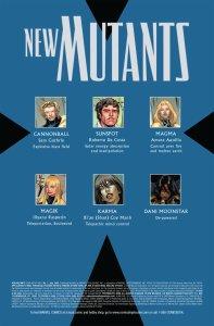 New Mutants V3 1 Cast