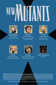 New Mutants V3 1 Cast