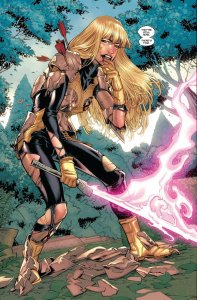 New Mutants V3 1 Magik 2
