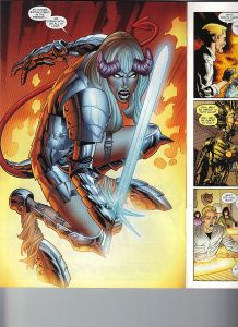 New Mutants V3 17 Magik 2