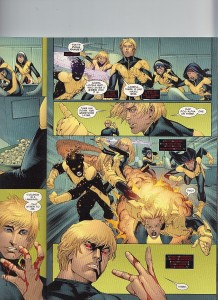 New Mutants V3 6 Magik 5