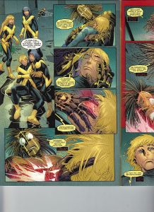 New Mutants V3 6 Magik 7