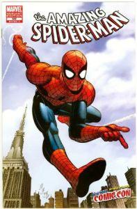 New York Comic Con 2010 Spider-Man Romitas