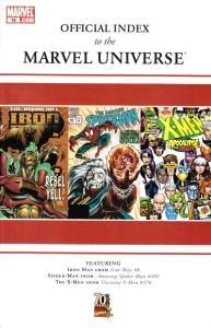 Official Index to the Marvel Universe 10
