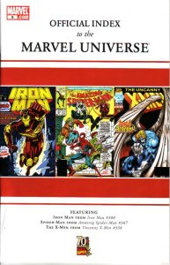 Official Index to the Marvel Universe 9