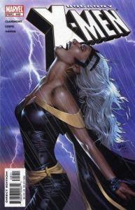 Uncanny X-Men 449