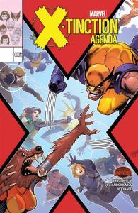 X-tinction Agenda 2