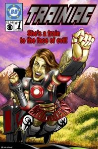 BB17 Comics Becky Trainiac