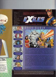 Exiles 34 Recap Page